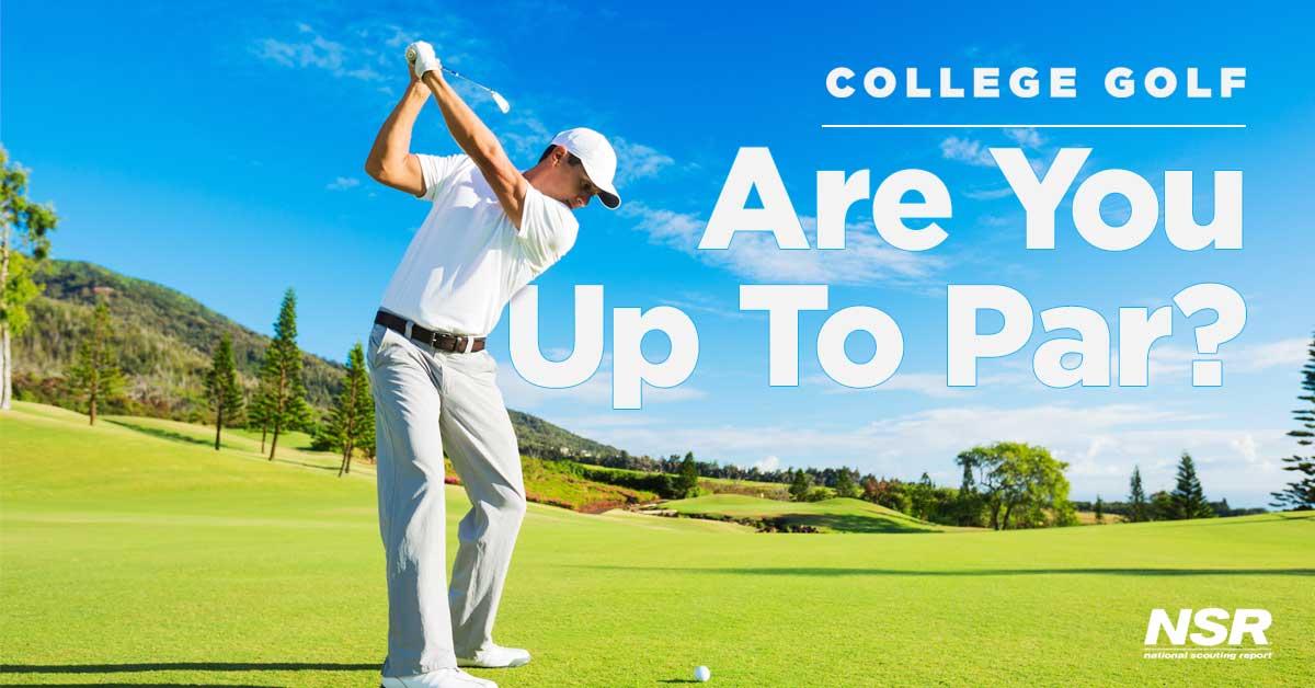 college-golf