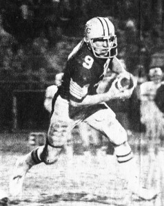 Jim Simpson was Virginia's 1976 Football Player of the Year at Falls Church High School.