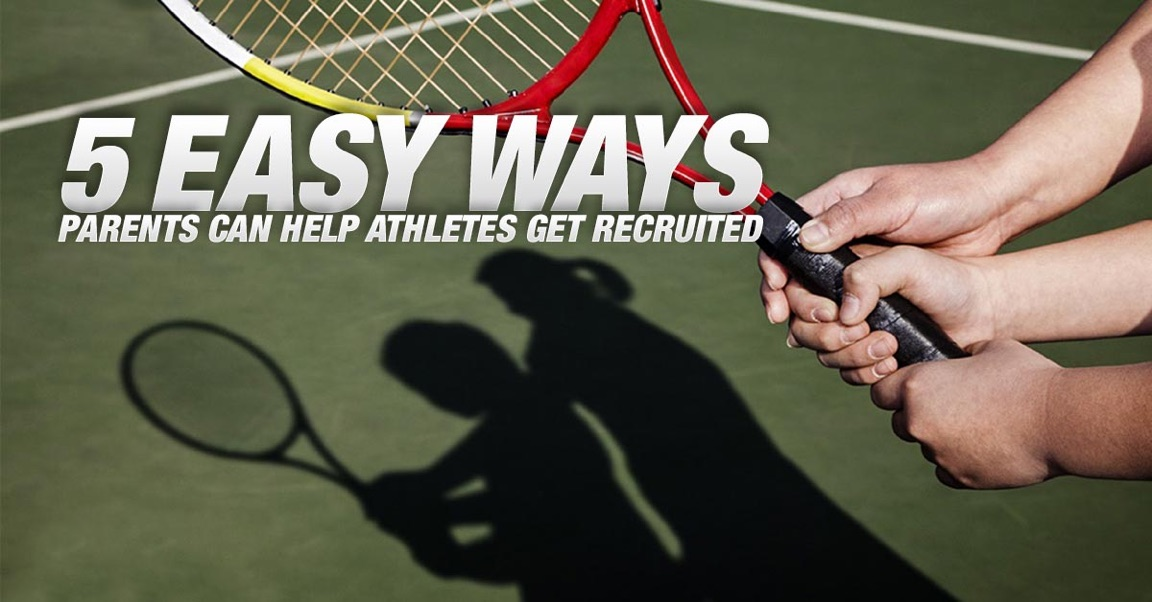 Parents Can Help Athletes
