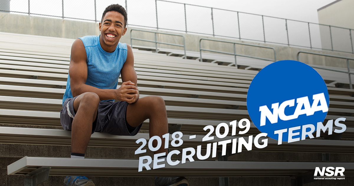 NCAA Recruiting Terms