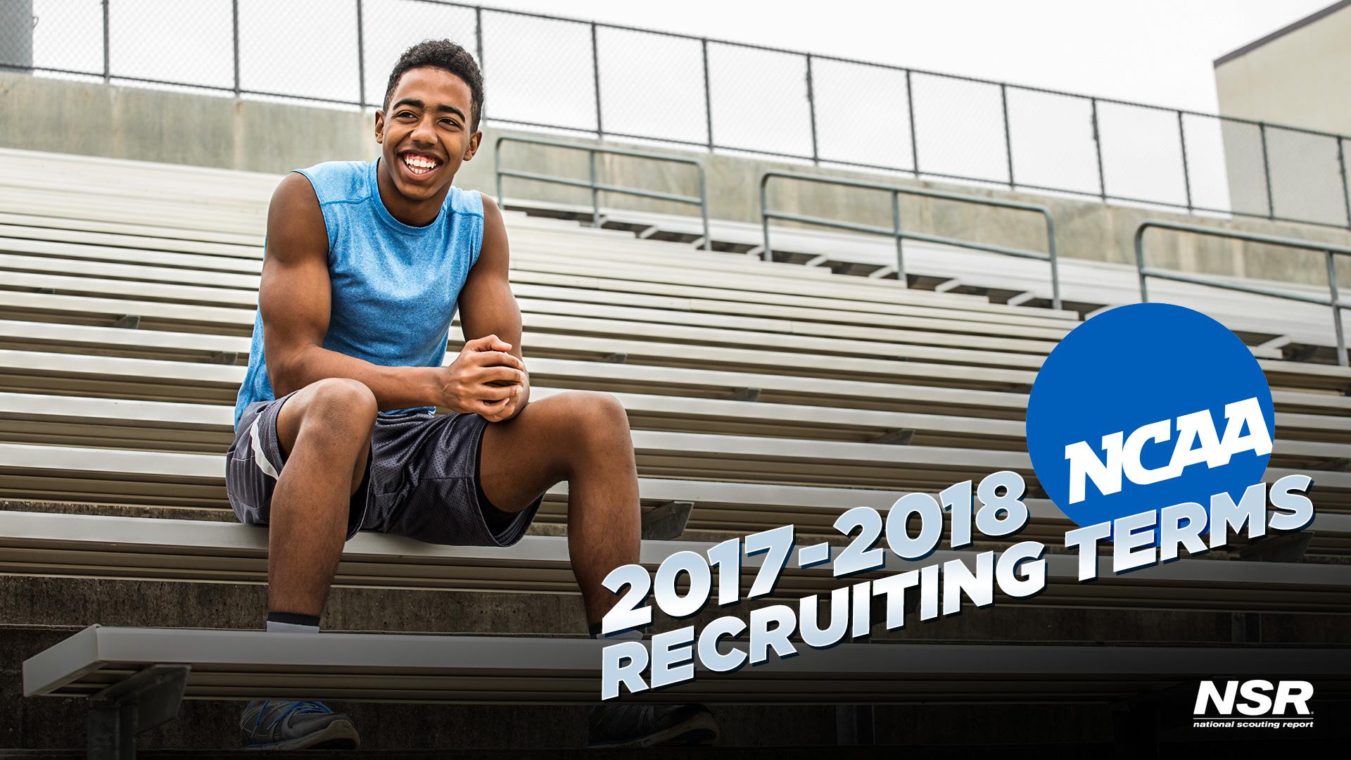 NCAA Recruiting Terms