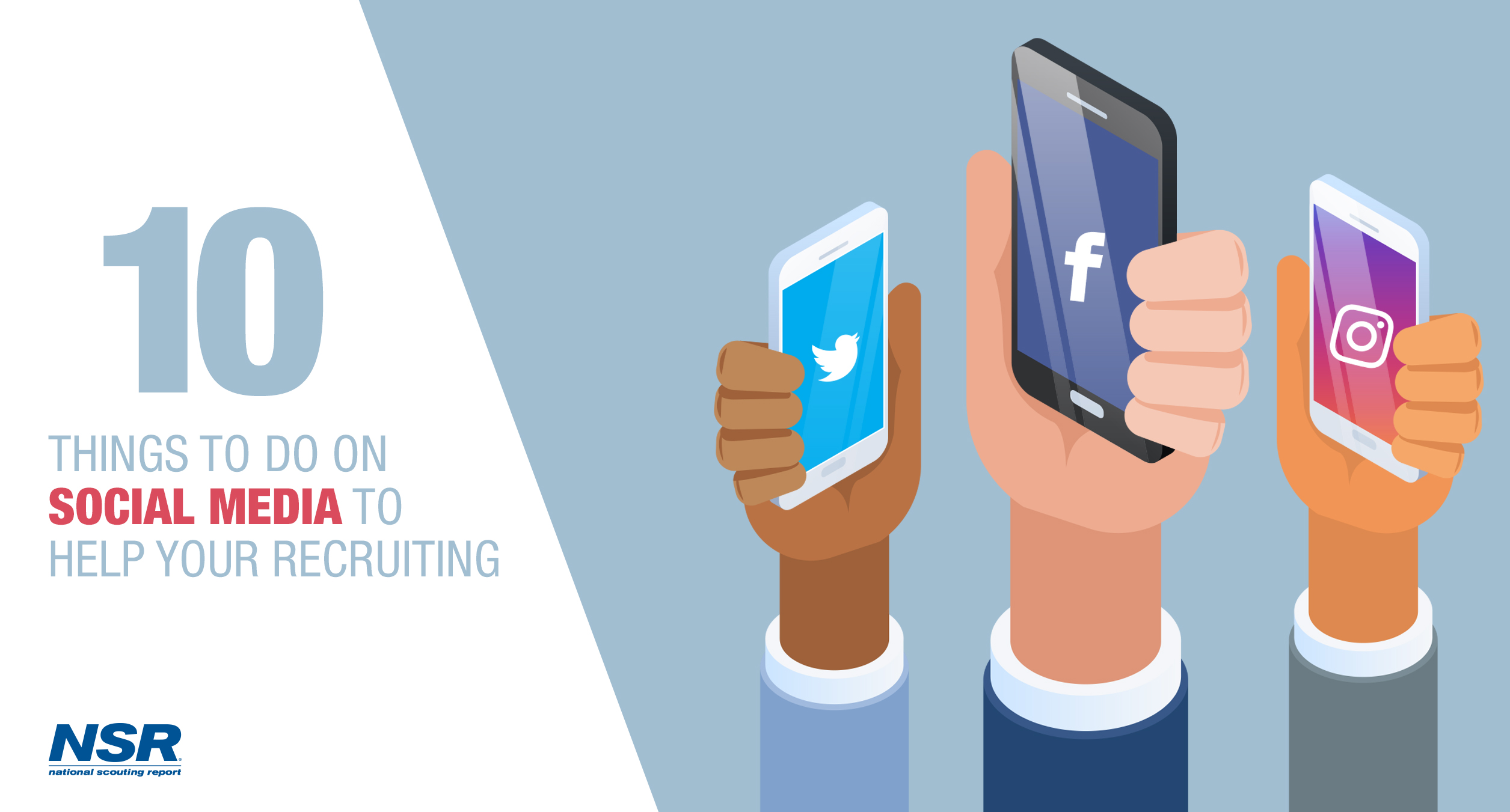 social media to help your recruiting