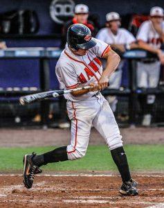 NSR Baseballs Austin Hays
