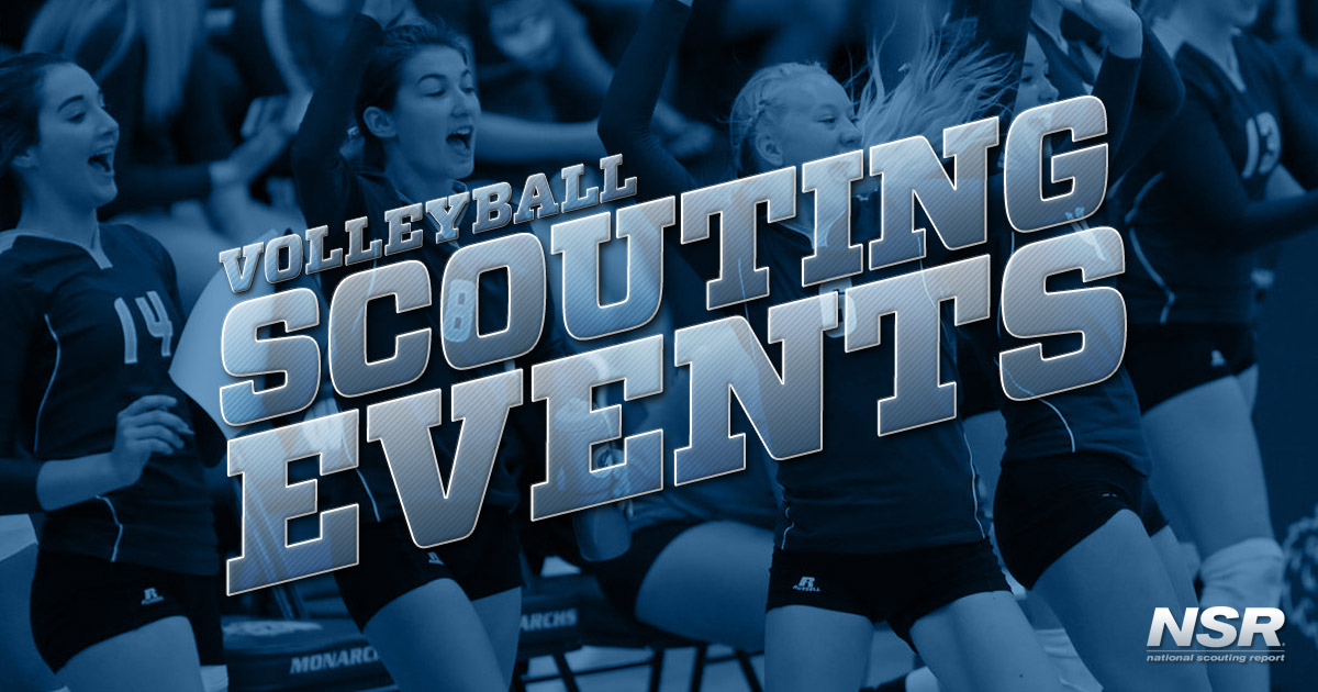 2019 Volleyball Events | National Scouting Report - nsr-inc com